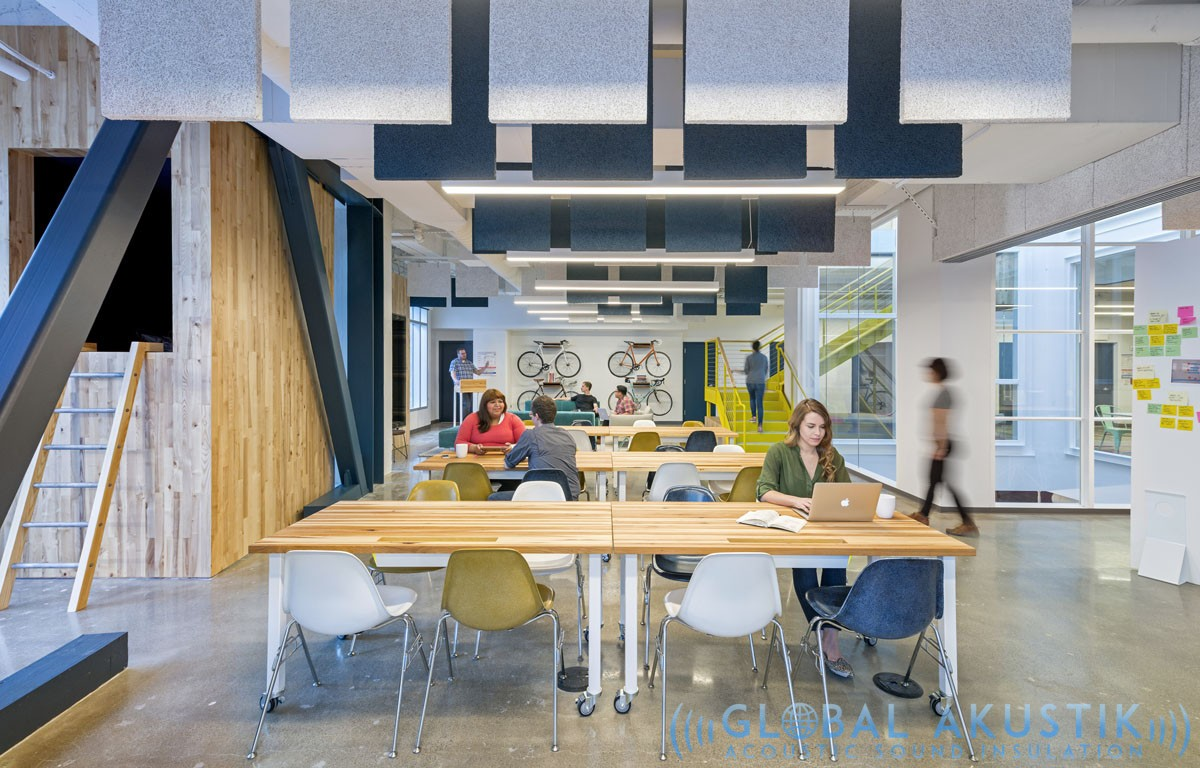 Soundproof Ceilings Acoustic Sound